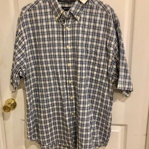 Puritan men's shirt NWT